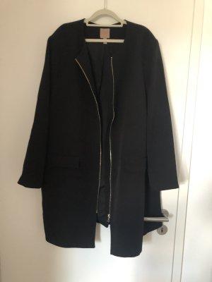 H&M Short Coat black