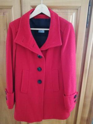 Fuchs Schmitt Short Coat red wool
