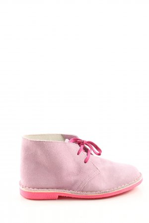 Wally Walker Kurzstiefel pink Casual-Look