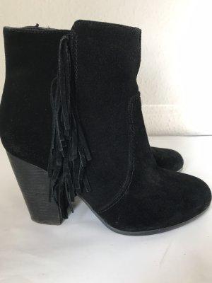 H&M Botas bajas negro