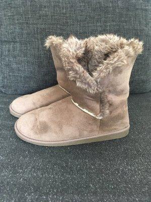 Kuschel-Boots
