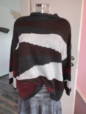 Vila Oversized Sweater multicolored