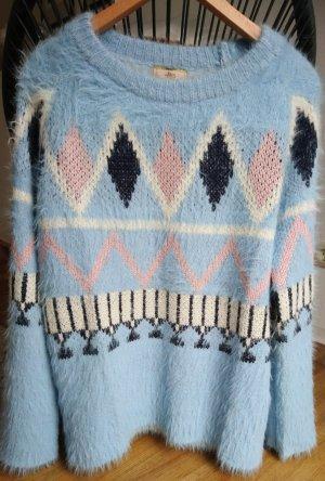 Kuschel Pullover von myMo Gr. M