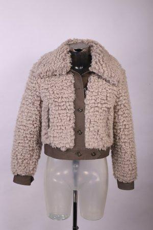 Kuschel Vintage Jacke - Gr. XS/S - & Other Storys - TOP ZUSTAND
