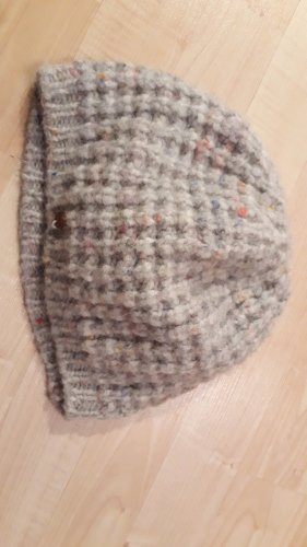 de.corp by Esprit Knitted Hat light grey