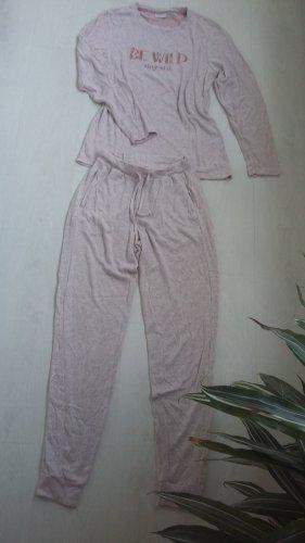Infinity Leisure suit dusky pink