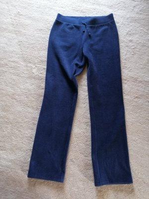 Land's End Pantalón de lana azul oscuro