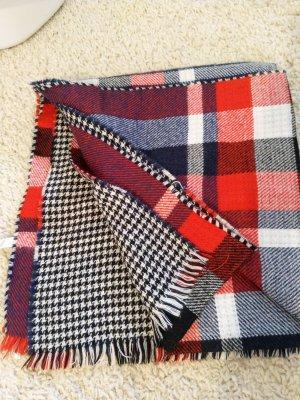 Atmosphere Sciarpa lavorata a maglia multicolore
