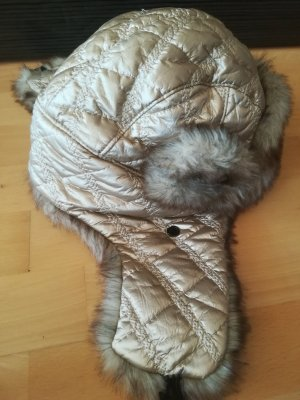 Fur Hat bronze-colored