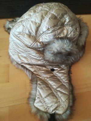 Fur Hat bronze-colored
