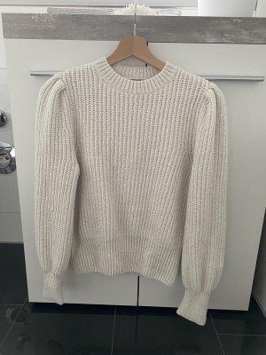 Kuschelig weicher Pullover S weiß