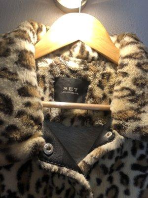 Set Fashion Bontjack veelkleurig