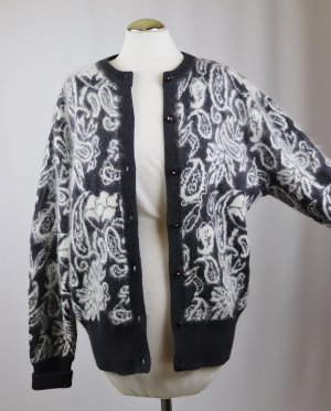 Your Sixth Sense Wool Jacket natural white-dark grey mixture fibre