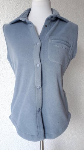F.lli campagnolo cmp Gilet polaire bleu pâle