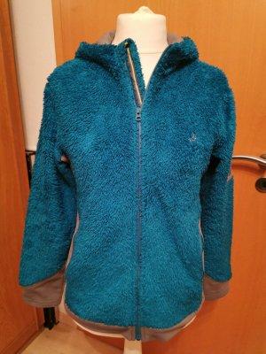 OCK Fleece Jackets turquoise