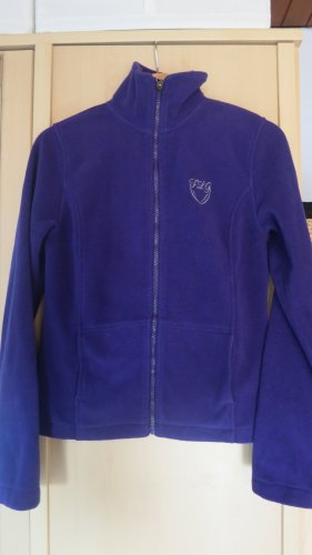 FlashLights Veste polaire violet