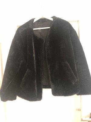 Zara Giacca corta nero
