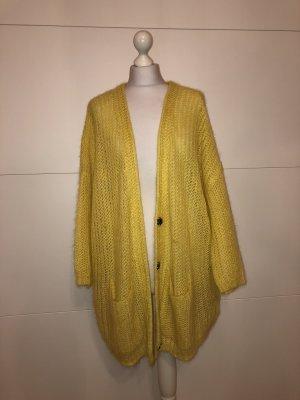 Kuschelige oversize Jacke American Vintage