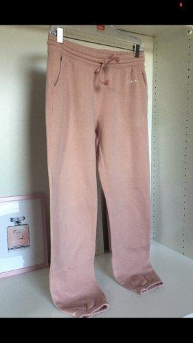 H&M Pantalon de jogging or rose-vieux rose