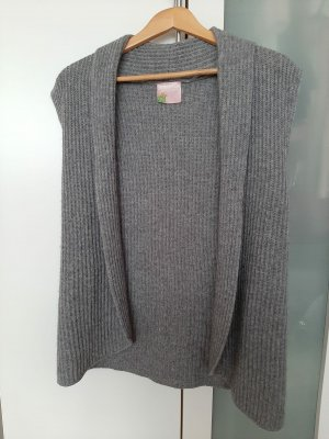 Princess goes Hollywood Knitted Vest light grey-grey