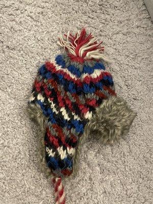 NKD Bonnet cache-oreilles multicolore