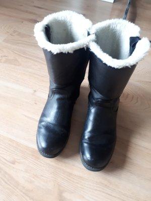 Deichmann Botas de invierno negro