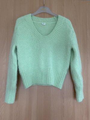 ARKET Maglione di lana verde pallido
