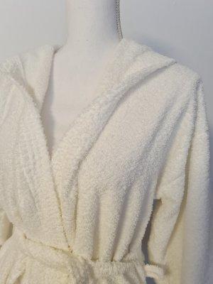 Bathrobe white