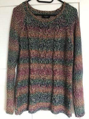 Kuscheliger Bunter Pullover