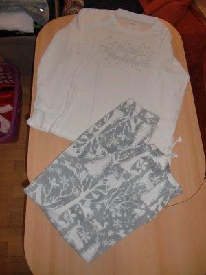 C&A Pyjama multicolored mixture fibre