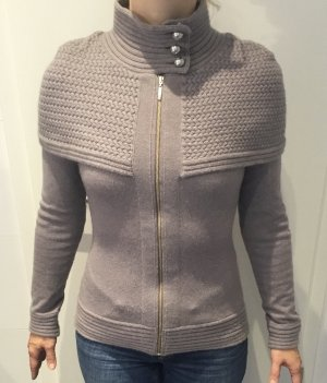 Sonja Kiefer Cardigan silver-colored cashmere