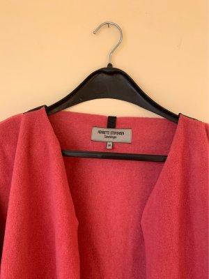 Copenhagen Luxe Fleece vest roze