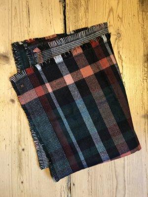 Esprit Sjaal met franjes veelkleurig Acryl