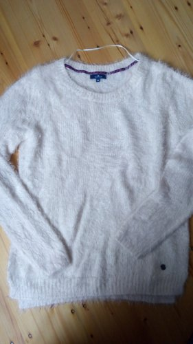 Tom Tailor Fleece Jumper multicolored polyacrylic