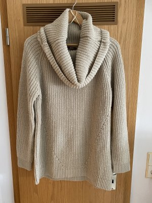 GDM Coarse Knitted Sweater oatmeal