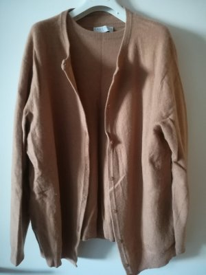 Peter Hahn Sweater Twin Set light brown