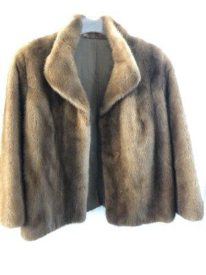 Kuscheliger Kurz Mantel