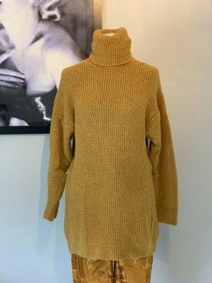 Kuscheliger, langer Rollkragenpullover Herbstkollektion *neu*