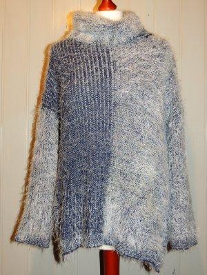 Kuscheliger OVERSIZE Pullover Größe 36 38 40