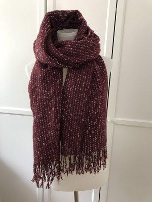 nicht angegeben Wollen sjaal veelkleurig