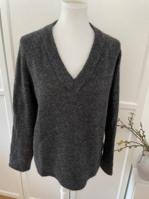 Selected Femme Jersey de lana multicolor