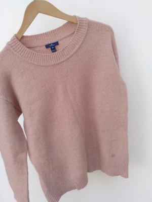 Tom Tailor Pull en laine vieux rose-rosé