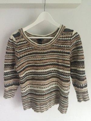 kuscheliger Pullover - Größe M