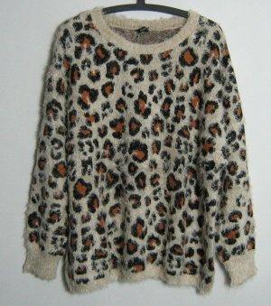 Kuscheliger Pullover LAURA TAULLI Collection Größe XL