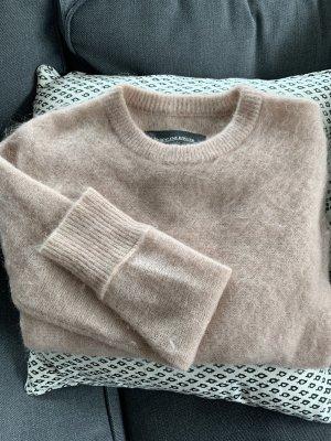 Kuscheliger Pullover von By Malene Birger in Nude