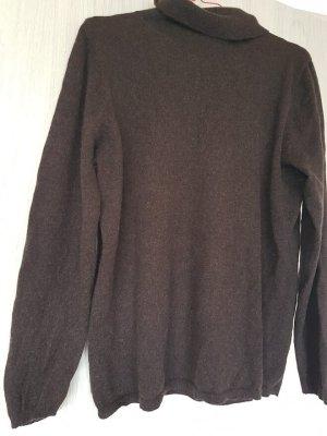 Gerry Weber Cashmere Jumper dark brown cashmere