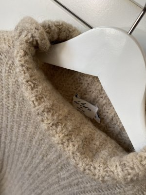 Nakd Knitted Sweater beige