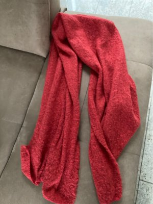 Vila Bufanda de lana rojo ladrillo