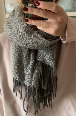 Cox Fringed Scarf multicolored