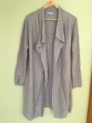 Tom Tailor Knitted Cardigan light grey